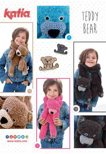 Katia Teddy Bear