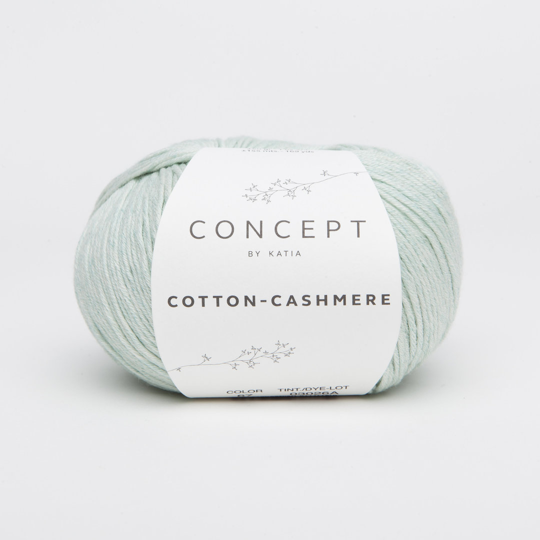 CONCEPT by Katia COTTON-CASHMERE