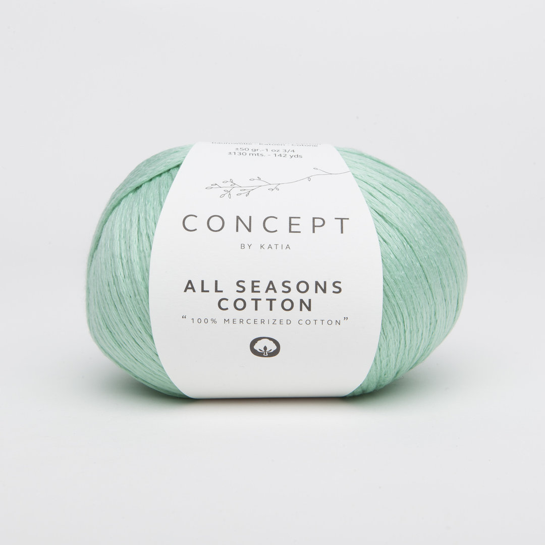 CONCEPT by Katia ALL SEASONS COTTON