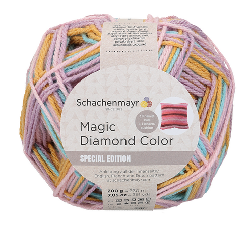 Schachenmayr Magic Diamond Color
