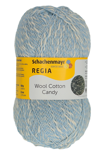 Regia Wool Cotton Candy